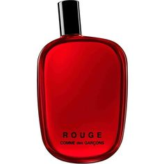 Rouge by Comme des Garçons (2020) Dover Street Market, Perfume, New Fragrances, Comme Des Garcons, Flask, Store, Instagram, Red, Business