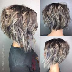 8.Inverted Bob Haircut