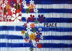 """Peace, please..."""
