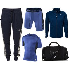 """Gym Uniform"" by eappah on Polyvore"