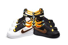 save off b3192 6f4b4 Riccardo Tisci Breaks Down the Nike + R.T. Air Force 1 Collection