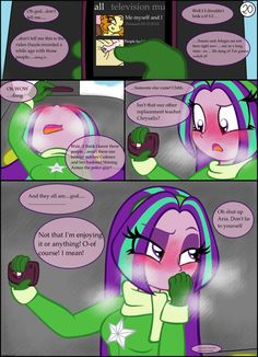 ADW:''The Ski-lift'' page 20 by thegreatcat14