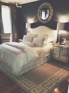 22 Perfect Cozy and Romantic Bedroom Colors #BedroomColors