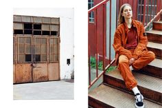 Photographer Federico Sorrentino Taps Streetwear Stalwarts for His Latest Editorial