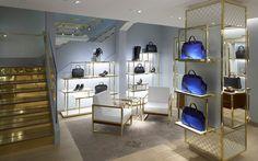 Furla flagship store at Regent Street by HMKM, London - UK