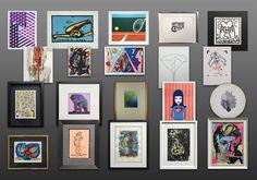 Superleuk kado? Kleine kunst! http://www.artetc.nl/december-kunst-cadeaumaand/