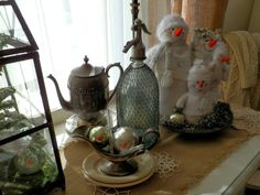 Junkaholics Unanimous: Winter In The Cottage