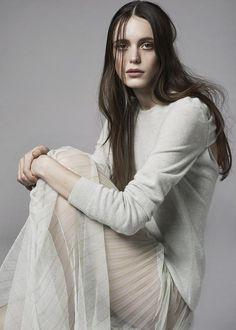 Stacy Martin (Portrait)