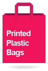 Printed Plastic Carrier Bags Company in UK