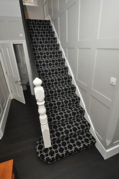 Fully Fitted Stair Carpet
