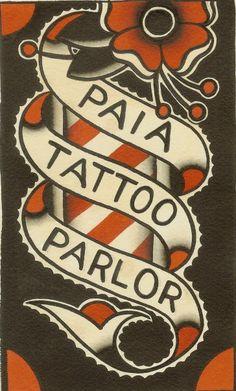 MauiTime Best of Maui: Paia Tattoo Parlor Maui Tacos, Cool Tattoos, Tatoos, Tattoo Signs, Tattoo Parlors, Day Wishes, Tattoo Shop, Tatting, Body Art