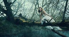 Amy Metcalf Lake Model Photo Shoot Oxford (1)