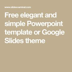 Simple but powerful powerpoint templates to highlight the key points simple but powerful powerpoint templates to highlight the key points of your presentation people who are looking for minimalist powerpoint templat toneelgroepblik Image collections