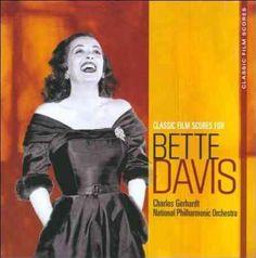 National Philharmonic Orchestra - Classic Film Scores: Bette Davis, Blue