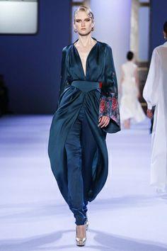 Ulyana Sergeenko Haute Couture Spring Summer 2014 Paris - NOWFASHION