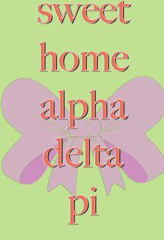 Home sweet adpi