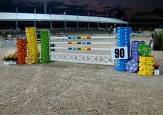 Las Vegas Used Show Jump 18 by Classy Courses Inc. Horse Show Jumps, via Flickr
