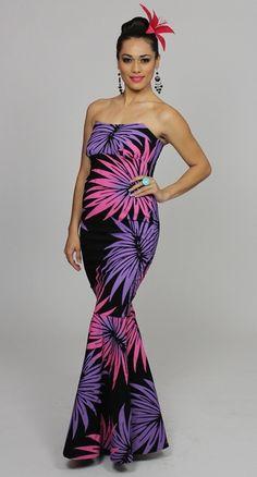Alana Evening Dress : MENA Dresses