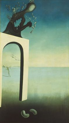 """Visions of Eternity"" by Salvador Dali at The Art Institute of Chicago"