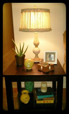 End Table Decor Home Decor Ideas Pinterest Living Rooms