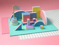Le Paper Art coloré de Noelia Lozano | Ufunk.net