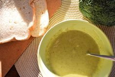 Delicious Vegan Broccoli and Cheese soup recipe Soup Recipes, Vegan Recipes, Crusty Rolls, Dairy Free Cream, Dairy Free Cheese, Peeling Potatoes, Broccoli And Cheese, Cheese Soup, Vegan Soup