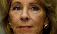 RICH & EVIL!!!  Betsy DeVos Accused Of 'Whitewashing' The History Of Black Colleges