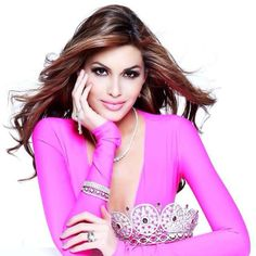 Gabriela Isler's Official Photo as Miss Universe 2013