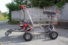 tuning de supermarché, publiée le 25 Juin 2011