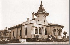 Gazi Çiftliği - Kuleli Köşk 1927