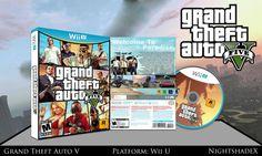 Dopo le voci di corridoio riguardanti l'esistenza di versioni diGrand Theft Auto V per Playstation 4 e PC, anche i possessori di Wii U cominciano a chiedere a