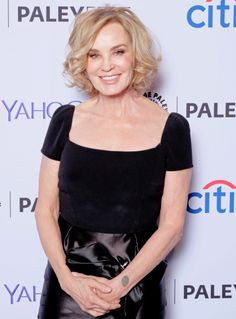 Jessica Lange arrives at PALEYFEST LA 2015 honoring American Horror Story: Freak Show, presented by The Paley Center for Media (March Julia Ormond, Chic Over 50, Divine Goddess, Actress Jessica, Golden Age Of Hollywood, Celebs, Celebrities, American Horror Story, Powerful Women