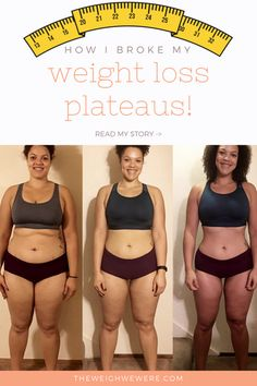 Love her plateau breakers and weight loss transformation success story! Before and after fitness motivation and beginner tips from women who hit their weight loss goals and got THAT BODY with training and meal prep. Learn their workout tips get inspiration!   TheWeighWeWere.com #atkinsdietbeforeandafter