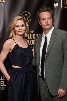 Jennifer Morrison #JenniferMorrison and Matthew Perry  Lucille Lortel Awards in New York City 07/05/2017 http://ift.tt/2tfGlni