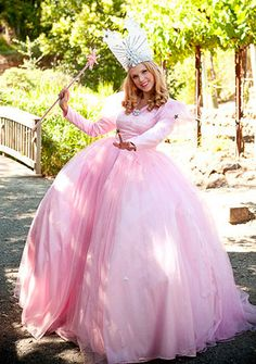 Glinda the Good Witch -Wizard of Oz Halloween Costume