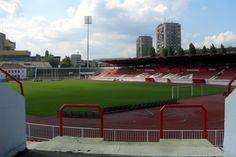 Stadion Karadorde, Novi Sad