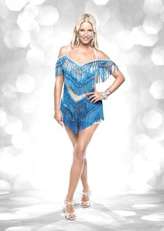 Strictly Come Dancing 2012: Denise Van Outen