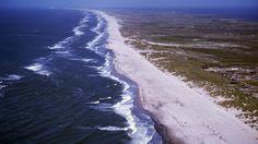 West jutland's wind swept beaches