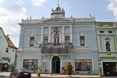 Targu Secuiesc Romania, Mansions, House Styles, Home Decor, Decoration Home, Manor Houses, Room Decor, Villas, Mansion