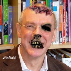 zombie alan winfield