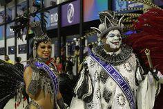 1º Princesa e Rei Momo do Carnaval 2013 - Foto: Tata Barreto   Riotur