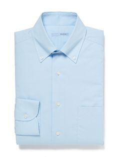 Solid Dress Shirt by Luciano Brandi at Gilt USD 69