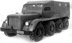 GAZ-62B