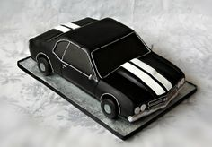 here is the 70s chevelle cake