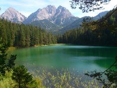 Weissensee in #Biberwier - Tirol