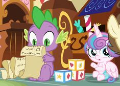 This was hilarious My Little Pony Baby, My Little Pony Friendship, Crystal Ponies, Flurry Heart, Equestrian Girls, Heart Gif, Comic Pictures, Cute Little Animals, Gifs