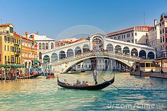 Rialto Bridge In Venice - Download From Over 40 Million High Quality Stock Photos, Images, Vectors. Sign up for FREE today. Image: 39798077