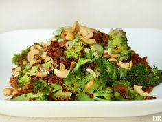 Plantaardigheidjes: Vegan Broccoli Quinoa met Cashew.