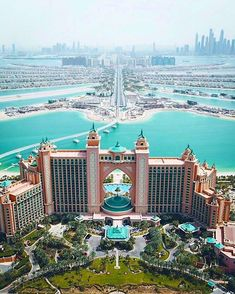 Atlantis The Palm in Dubai, UAE 📷 credit: @nickmillerza . . . . . - posted by Real Estate Spot https://www.instagram.com/re.spot - See more Luxury Real Estate photos from Local Realtors at https://LocalRealtors.com/stream