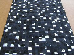 Volcia patchwork cowhide rug / Scandinavian Designs